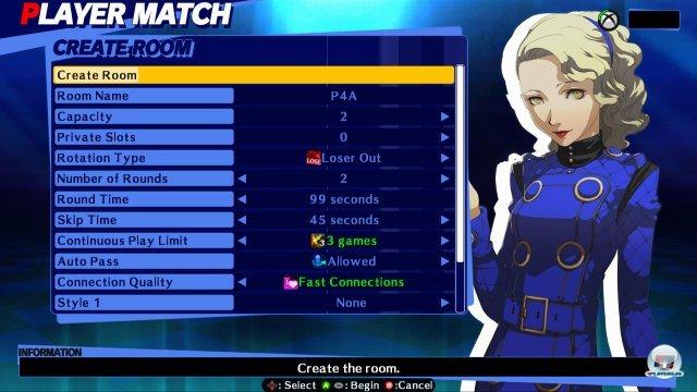 Screenshot - Persona 4: Arena (360) 92460570