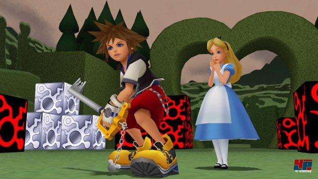 Das Wiedersehen mit zahlreichen bekannten Disney-Figuren macht abseits der Kamera-Probleme in den Kämpfen immer noch einen Heidenspaß.