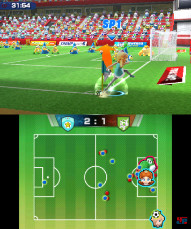 Screenshot - Mario Sports Superstars (3DS) 92542171