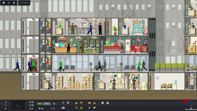 Screenshot - Project Highrise (Mac)