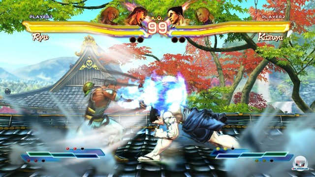 Screenshot - Street Fighter X Tekken (PS_Vita) 92412422