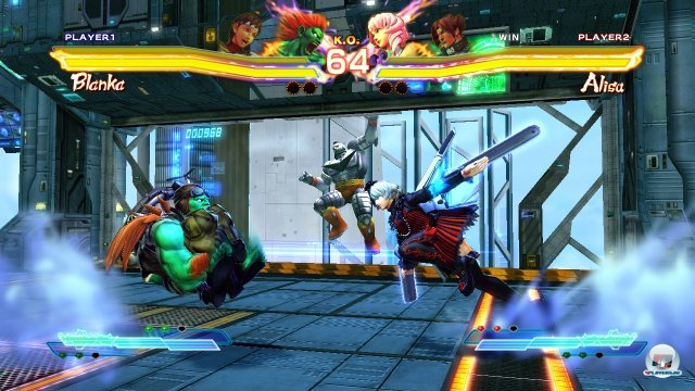 Screenshot - Street Fighter X Tekken (PS_Vita) 92412407