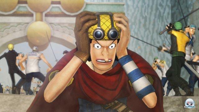 Screenshot - One Piece: Pirate Warriors (PlayStation3) 2362157