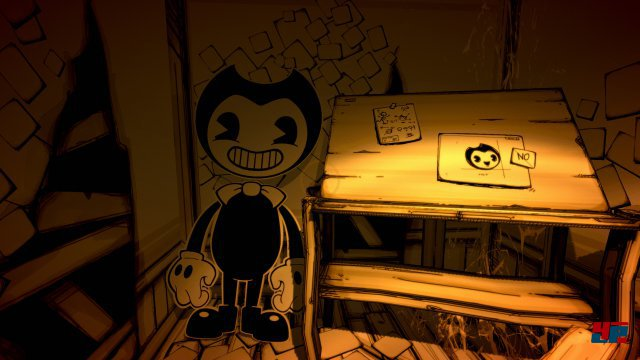 Screenshot - Bendy And The Ink Machine (PS4) 92578653