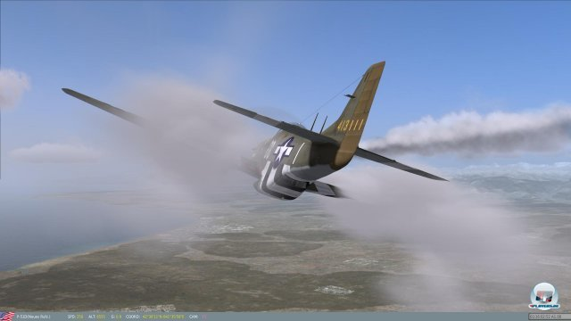 Screenshot - DCS: P-51D Mustang (PC) 92424997