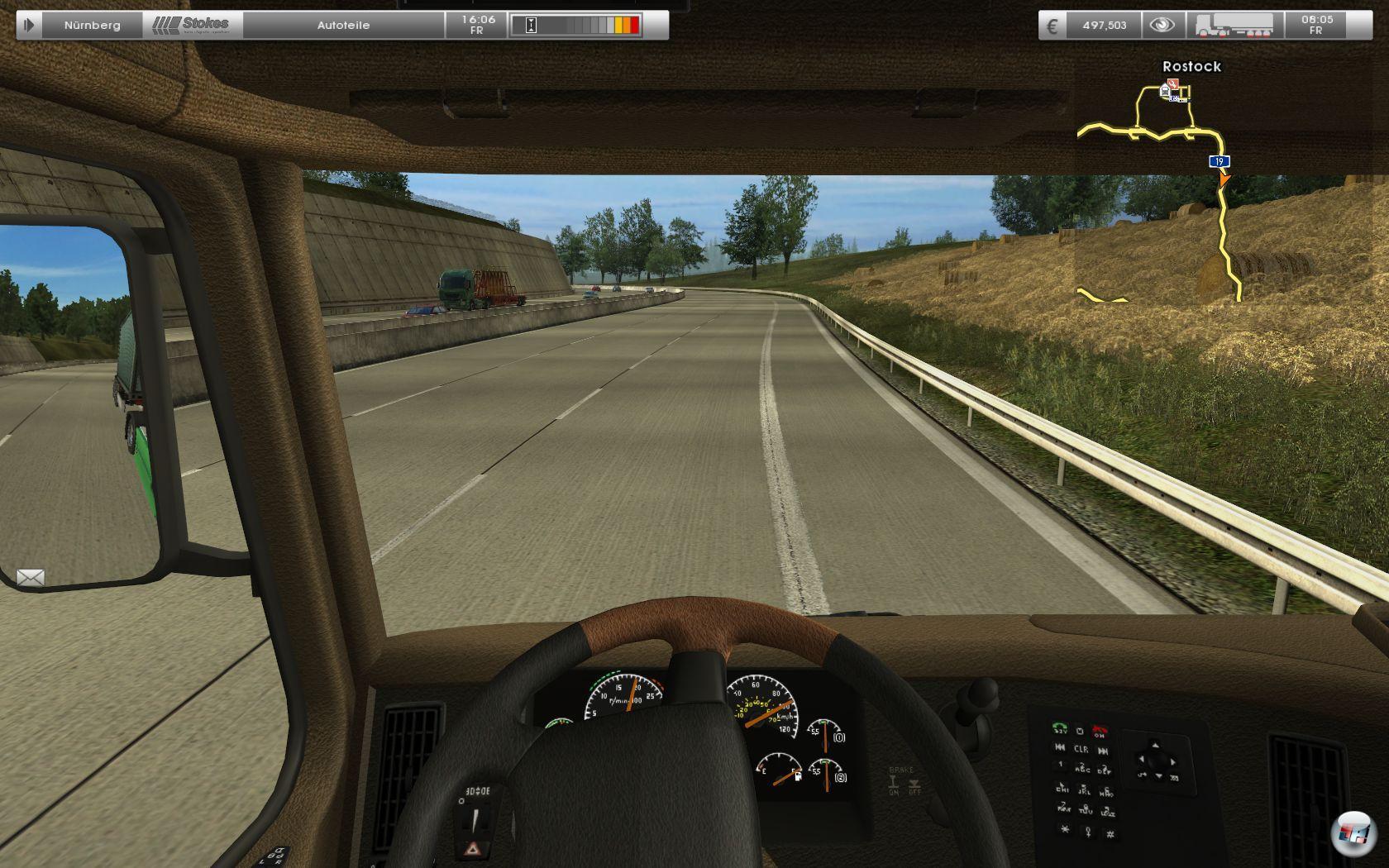 lastwagen simulator