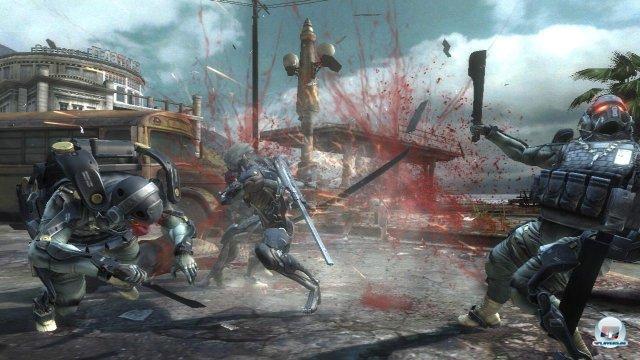 Screenshot - Metal Gear Rising: Revengeance (PlayStation3) 2375647