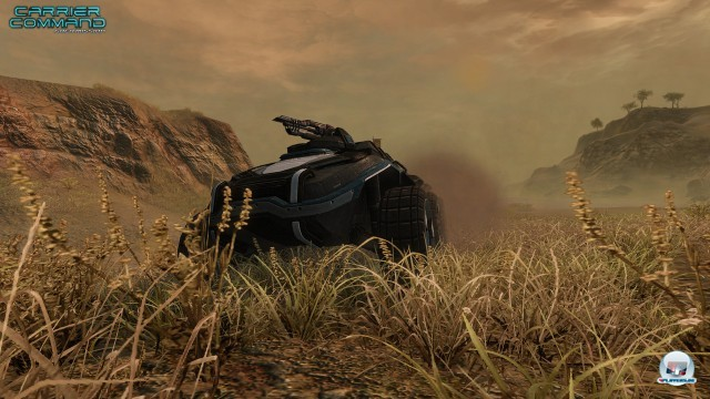 Screenshot - Carrier Command: Gaea Mission (PC) 2232338