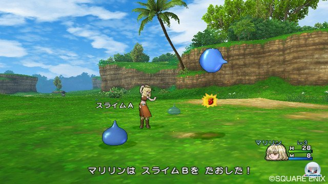 Screenshot - Dragon Quest X Online (Wii) 2357237