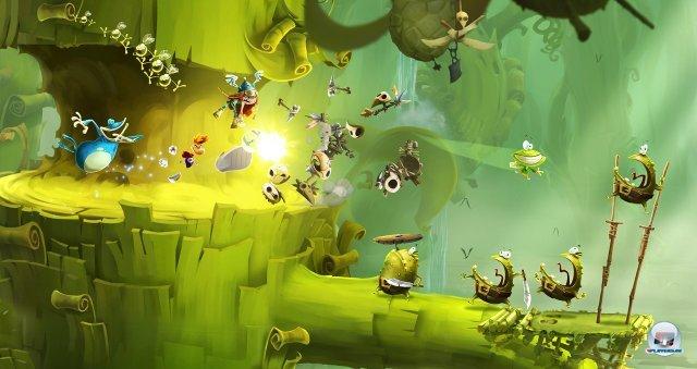 Screenshot - Rayman Legends (360) 92416387