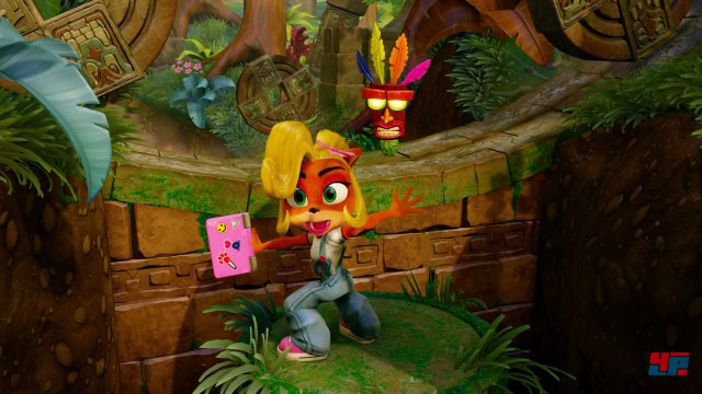 Screenshot - Crash Bandicoot N. Sane Trilogie (PS4)