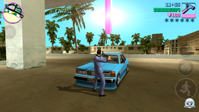 Screenshot - Grand Theft Auto: Vice City (iPhone) 92430602