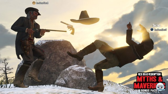Screenshot - Red Dead Redemption (360)