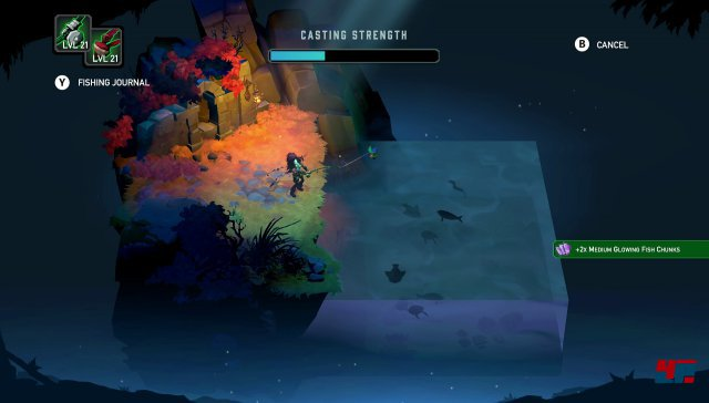 Screenshot - Battle Chasers: Nightwar (PC) 92553702
