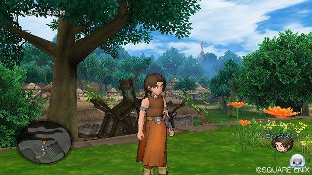 Screenshot - Dragon Quest X Online (Wii) 2357267