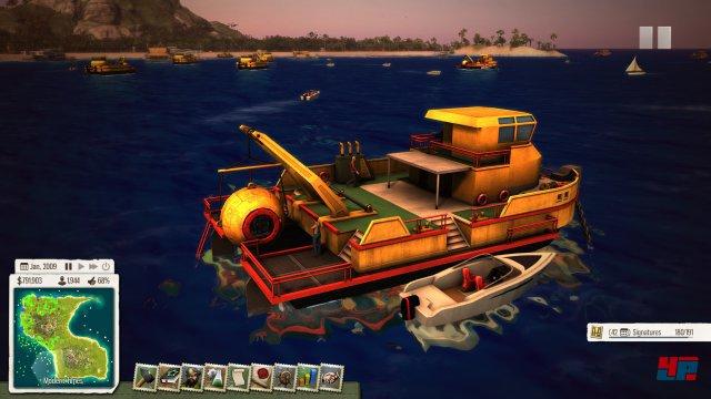 Screenshot - Tropico 5: Waterborne (360)