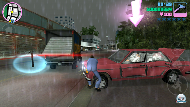 Screenshot - Grand Theft Auto: Vice City (iPhone) 92430597