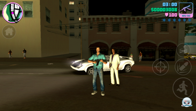 Screenshot - Grand Theft Auto: Vice City (iPhone) 92430712