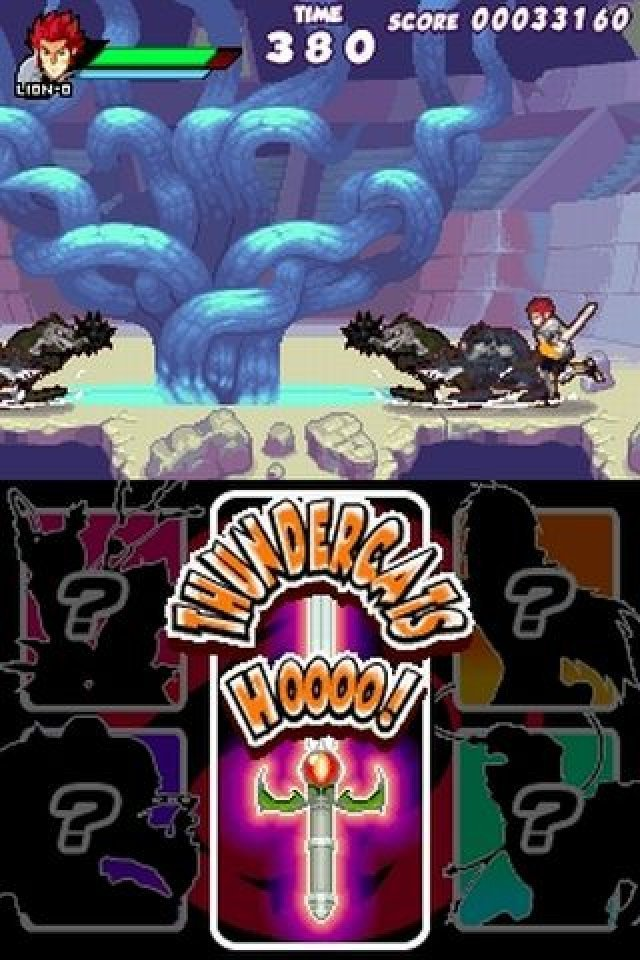Screenshot - Thundercats (NDS) 2362247