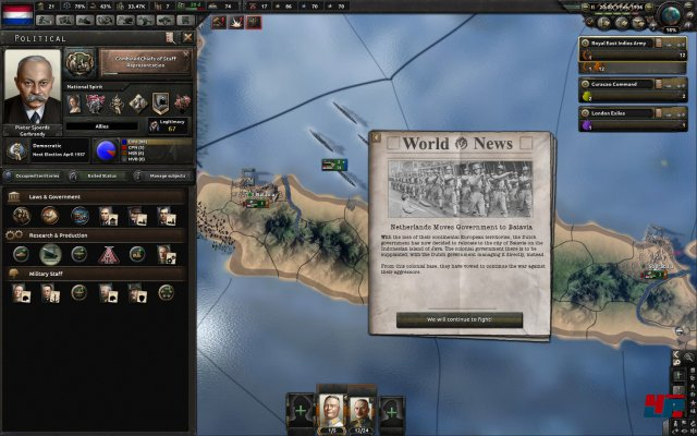 Screenshot - Hearts of Iron 4 (Linux) 92582156