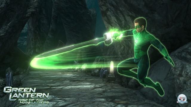 Screenshot - Green Lantern: Rise of the Manhunters (360) 2225379
