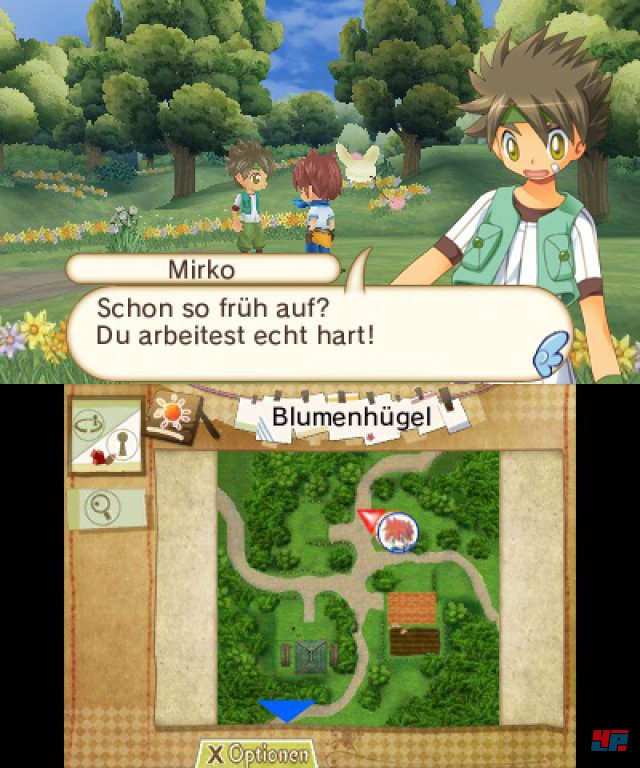 Screenshot - Hometown Story (3DS) 92477342