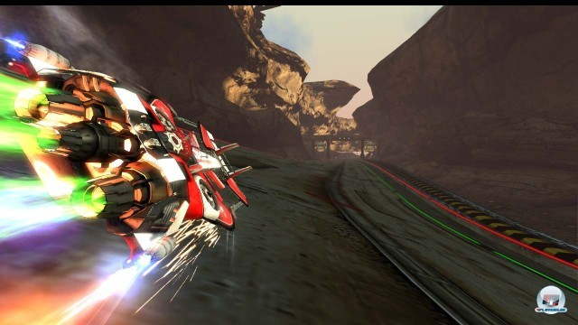 Screenshot - Sodium 2: Project Velocity (PlayStation3) 2228694