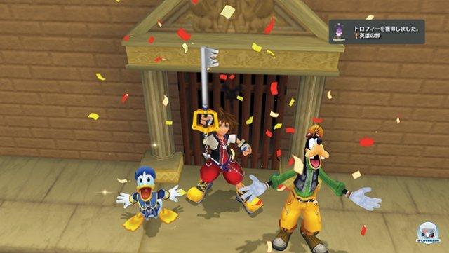 Screenshot - Kingdom Hearts 1.5 HD Remix  (PlayStation3) 92432972
