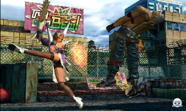 Screenshot - Tekken 3D Prime Edition (3DS) 2250612