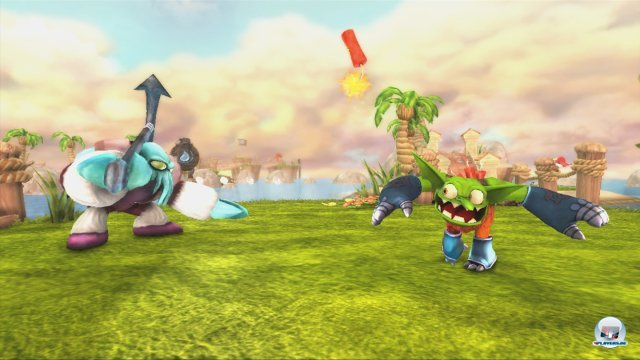 Screenshot - Skylanders: Spyro's Adventure (360)