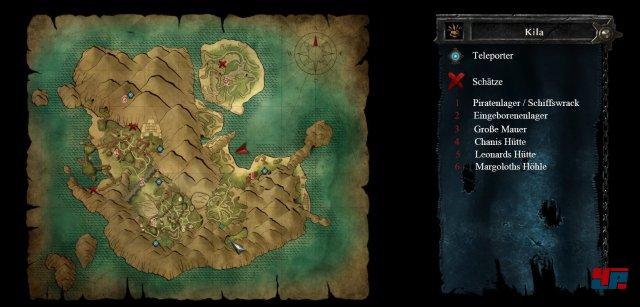 Karte: Kila