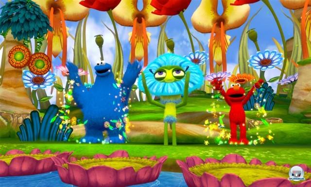 Screenshot - Sesamstraße: Es war einmal ein Monster (360) 2246827