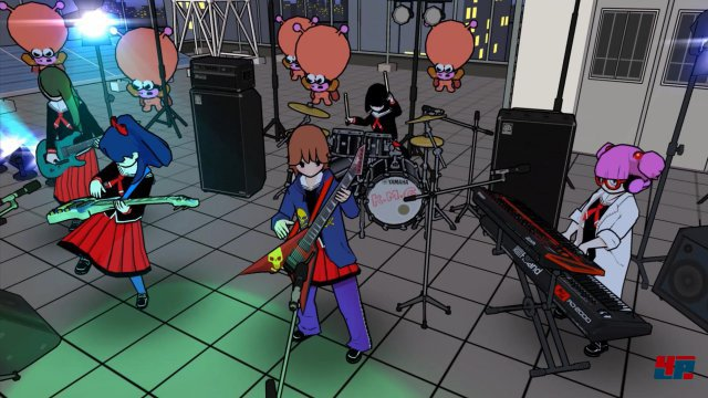 Screenshot - Gal Metal (Switch)
