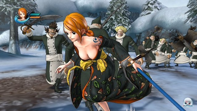 Screenshot - One Piece: Pirate Warriors (PlayStation3) 92404227