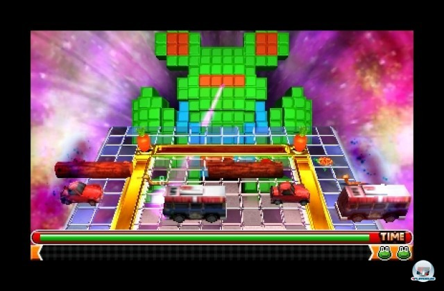 Screenshot - Frogger 3D (3DS) 2252647