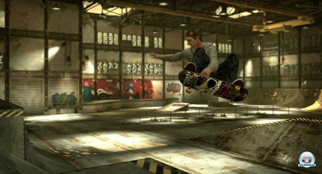 Screenshot - Tony Hawk's Pro Skater HD (360) 2310617