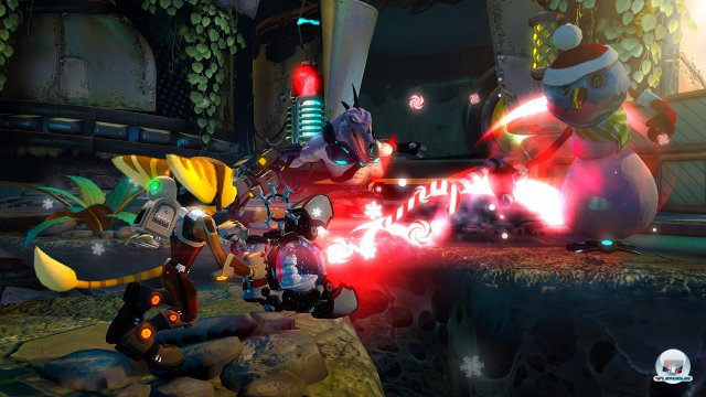 Screenshot - Ratchet & Clank: Into the Nexus (PlayStation3) 92467755