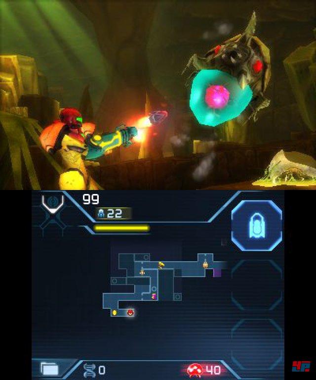 Screenshot - Metroid: Samus Returns (3DS) 92550503