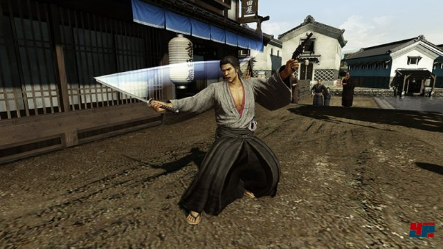 Screenshot - Yakuza: Ishin (PlayStation3)