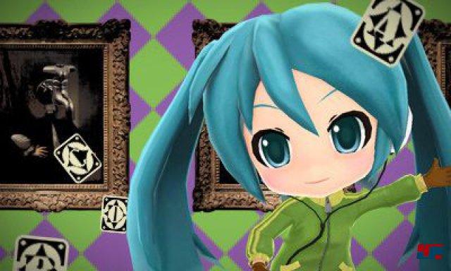 Screenshot - Hatsune Miku: Project Mirai DX (3DS)