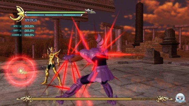 Screenshot - Saint Seiya: Sanctuary Battle (PlayStation3) 2274262