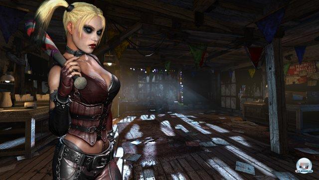 Screenshot - Batman: Arkham City - Armoured Edition (Wii_U)