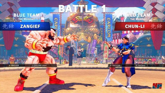 Screenshot - Street Fighter 5 (PC)