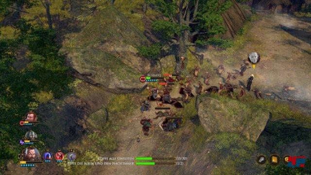 Screenshot - Die Zwerge (PC)