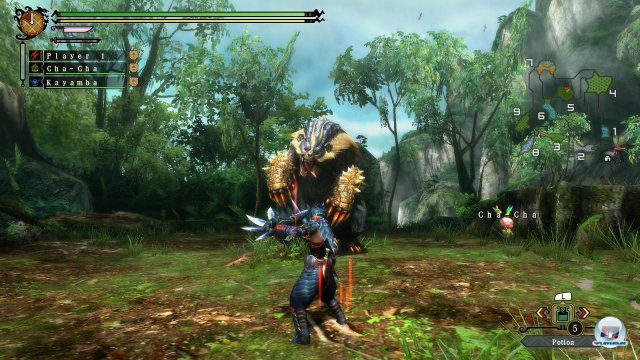 Screenshot - Monster Hunter 3 Ultimate (Wii_U) 92439172