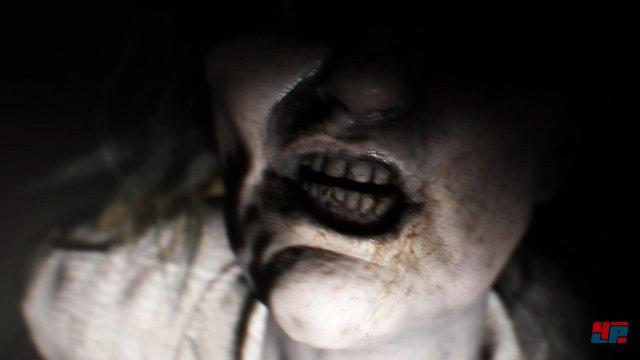 Keine Schönheit: Aus der Nähe sorgt dieses Lady für Horror...