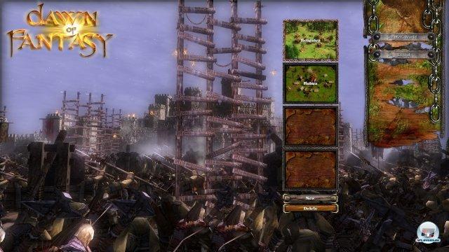 Screenshot - Dawn of Fantasy (PC)