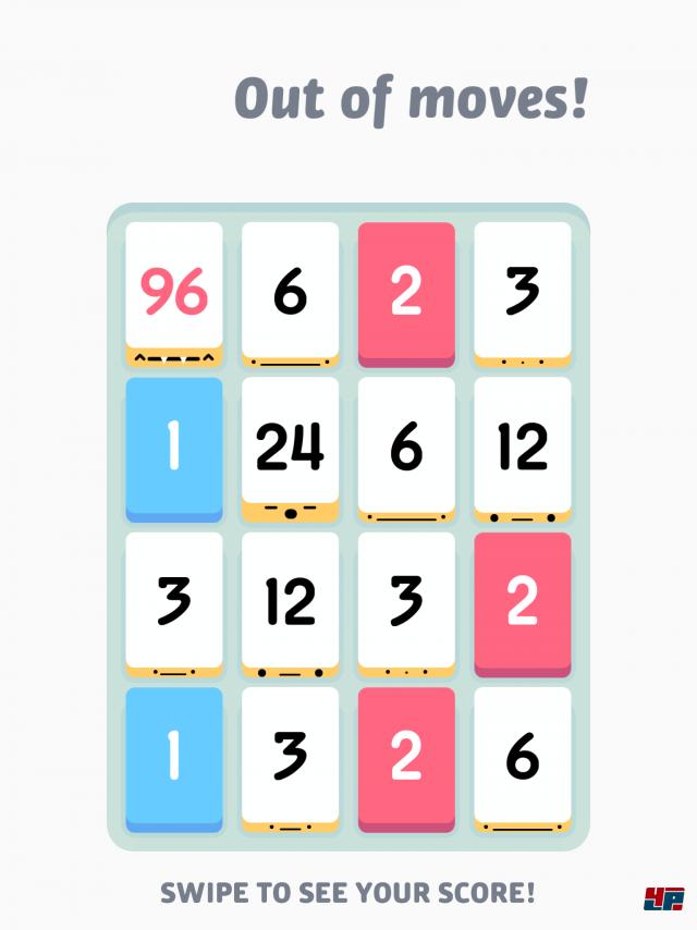 Screenshot - Threes! (iPad)