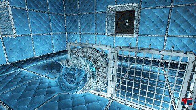 Um den Ausgang zu erreichen, muss man nicht nur den Hindernissen oder Fallen aus dem Weg gehen, sondern auch die ggf. vorhandenen Vorteile wie Portale nutzen.