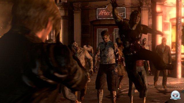 Endlich schlurfen wieder Zombies über den Bildschirm.